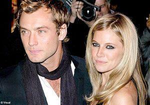 Jude Law et Sienna Miller : un emménagement l'été prochain ?