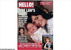 Jude Law : sa fille fait déjà la une des journaux !