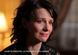 Juliette Binoche en larmes en évoquant les attentats de Charlie Hebdo