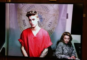 Justin Bieber, de la drogue retrouvée dans son sang