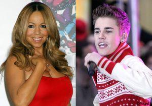Justin Bieber et Mariah Carey en duo pour Noël