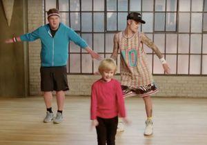 Justin Bieber prend un cours de danse avec des enfants et fait fondre les fans!
