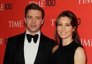 Justin Timberlake affiche fièrement le baby bump de Jessica Biel sur Instagram