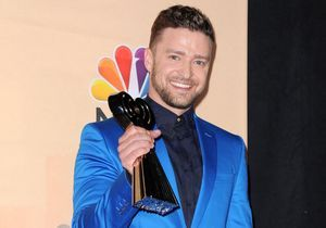 Justin Timberlake : son hommage à Jessica Biel lors des iHeart Radio Music Awards