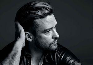 Justin Timberlake, sublimé par Hedi Slimane