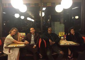Kanye West, agacé par son double date avec Kim Kardashian et John Legend?