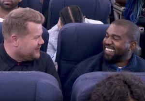 Kanye West se confie sur sa vie privée dans un Carpool Karaoke inédit !