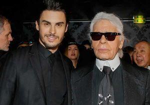 Karl Lagerfeld et Baptiste Giabiconi : «On s'aimait d'un amour qui n'existe pas»
