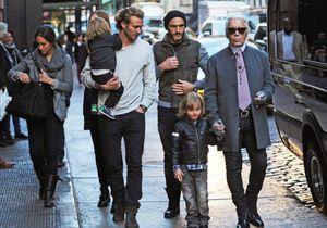 Karl Lagerfeld : Hudson Kroenig, le « fils héritier »
