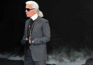Karl Lagerfeld : l'hommage devant la boutique Chanel, quelques heures avant son incinération
