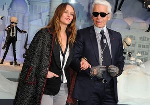 Karl Lagerfeld, le couturier des stars