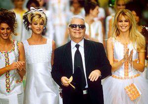 Karl Lagerfeld : son incroyable vie en images