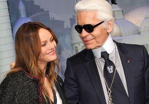 Karl Lagerfeld : Vanessa Paradis et Lily-Rose Depp, Chanel de mère en fille