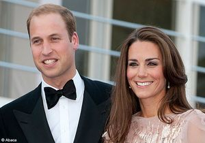Kate et William : 1 million d'euros pour des associations