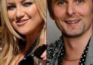Kate Hudson et Matthew Bellamy bientôt parents !