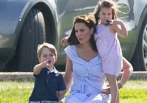 Kate Middleton : cette activité qu'elle fait avec George et Charlotte va vous effrayer
