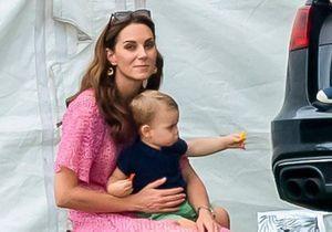 Kate Middleton : critiquée à cause du comportement de Louis