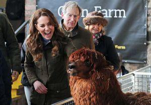 Kate Middleton décontractée à la ferme en Irlande du Nord
