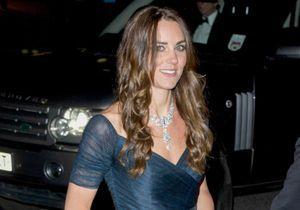 Kate Middleton, éblouissante au Portrait Gala 2014 de Londres