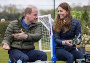 Kate Middleton : elle fait faire du jardinage au prince William pour une raison bien précise