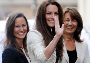 Kate Middleton enceinte se réfugie chez ses parents