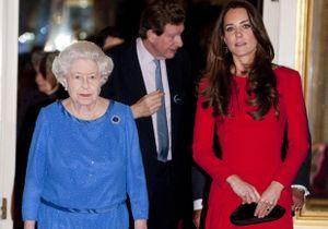 Kate Middleton et la reine Elizabeth ne se supportent plus