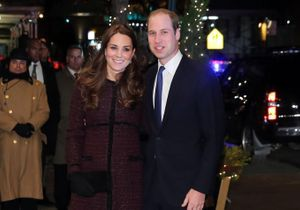 Kate Middleton et le Prince William accueillis comme des stars à New York