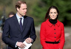 Kate Middleton et le Prince William au fil de l'eau