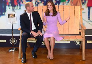 Kate Middleton et le prince William : couple complice pour une sortie à Londres