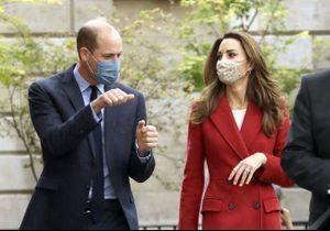 Kate Middleton et le prince William : duo complicité à Waterloo