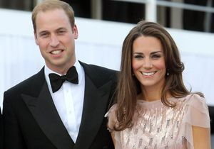 Kate Middleton et le prince William, enfin sur Twitter !
