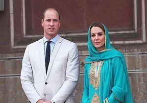 Kate Middleton et le prince William : ils ont échappé de peu à un accident d'avion au Pakistan