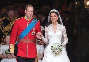 Kate Middleton et le prince William : la drôle d'histoire derrière leur gâteau de mariage