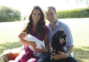 Kate Middleton et le prince William pleurent la perte de leur chien, Lupo