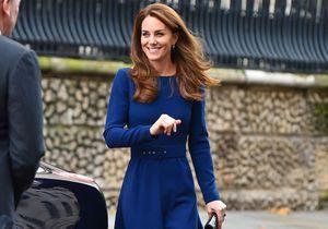 Kate Middleton et Meghan Markle : les belles-sœurs souriantes pour une journée bien chargée