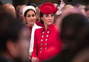 Kate Middleton et Meghan Markle : les photos qui réchauffent le cœur