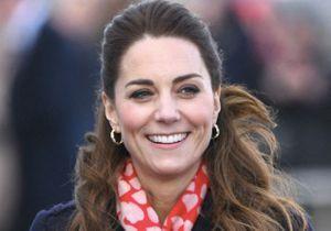 Kate Middleton fait fondre les fans avec un cliché inédit de la princesse Charlotte