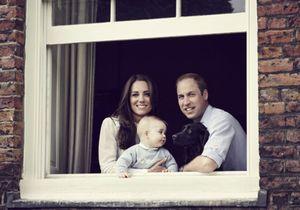 Kate Middleton habille le prince George chez Gap