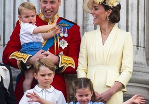 Kate Middleton : la photo à croquer du prince Louis pour son anniversaire