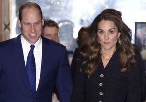 Kate Middleton le prince William complices pour leur soirée au théâtre