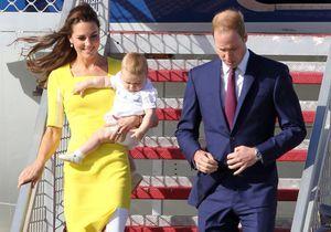 Kate Middleton, le prince William et George rayonnent à Sydney