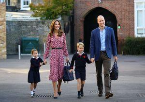 Kate Middleton : pas d'école pour George et Charlotte !