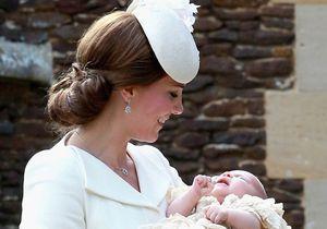 Kate Middleton : pas de robe pour la princesse Charlotte ?