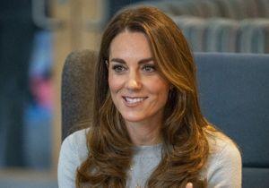 Kate Middleton, radieuse lors d'une visite à l'université
