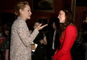Kate Middleton: sa folle soirée avec Uma Thurman, Helen Mirren et la reine d'Angleterre !