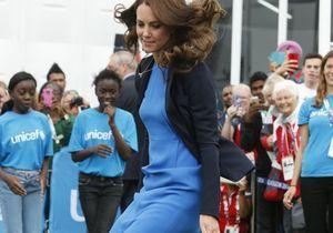Kate Middleton, sa séance de sport en talons!