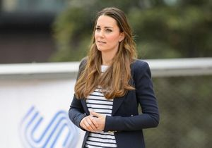 Kate Middleton : smash, talons et silhouette royale