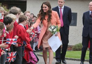 Kate Middleton : son congé maternité touche à sa fin