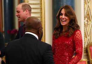 Kate Middleton, soutien de taille pour le prince William, sans Harry, à Buckingham