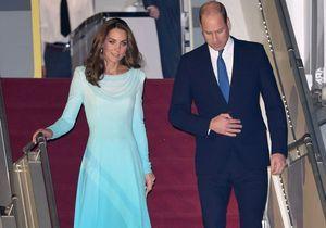 Kate Middleton : une arrivée remarquée au Pakistan dans une robe traditionnelle